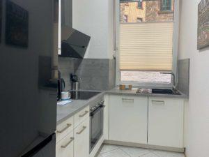 stay4business | Wohnen auf Zeit | voll moeblierte Wohnung in Mannheim | Küche