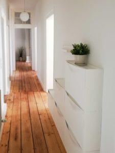 stay4business | Wohnen auf Zeit | voll moeblierte Wohnung in Mannheim | Flur