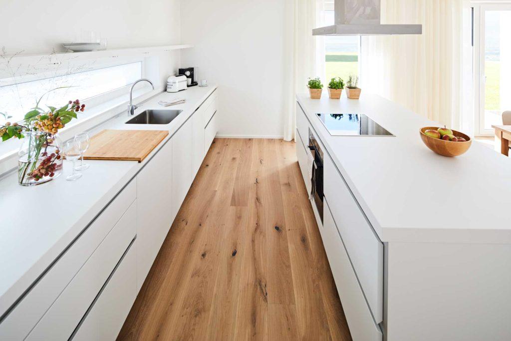 stay4business   Wohnen auf Zeit   voll moebliertes Haus in Nussloch   voll ausgestattete Küche